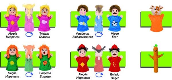 titeres abacus- educacion emocional