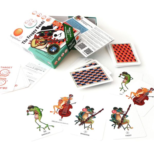 The Froggy Bands – Memory Cards I