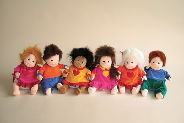 muñecas empáticas