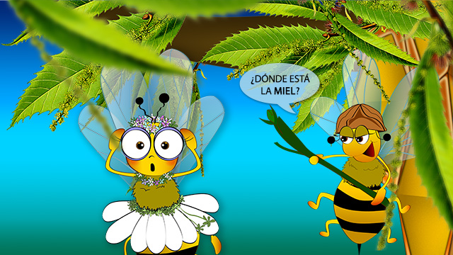 Honey Tina y las Abejas