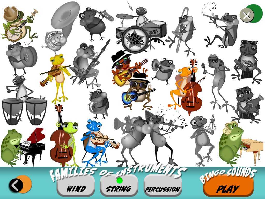 Instruments Sounds_strings